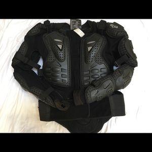 Fox Titan sport jacket 10050 size small